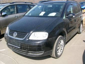 2004 volkswagen touran pics 1 6 gasoline ff manual for sale. Black Bedroom Furniture Sets. Home Design Ideas
