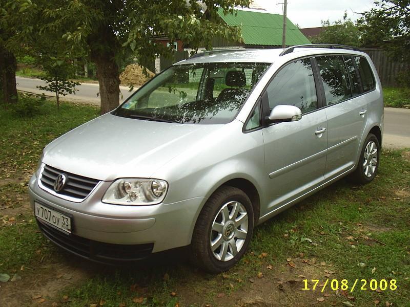 used 2005 volkswagen touran photos 1900cc diesel ff manual for sale. Black Bedroom Furniture Sets. Home Design Ideas