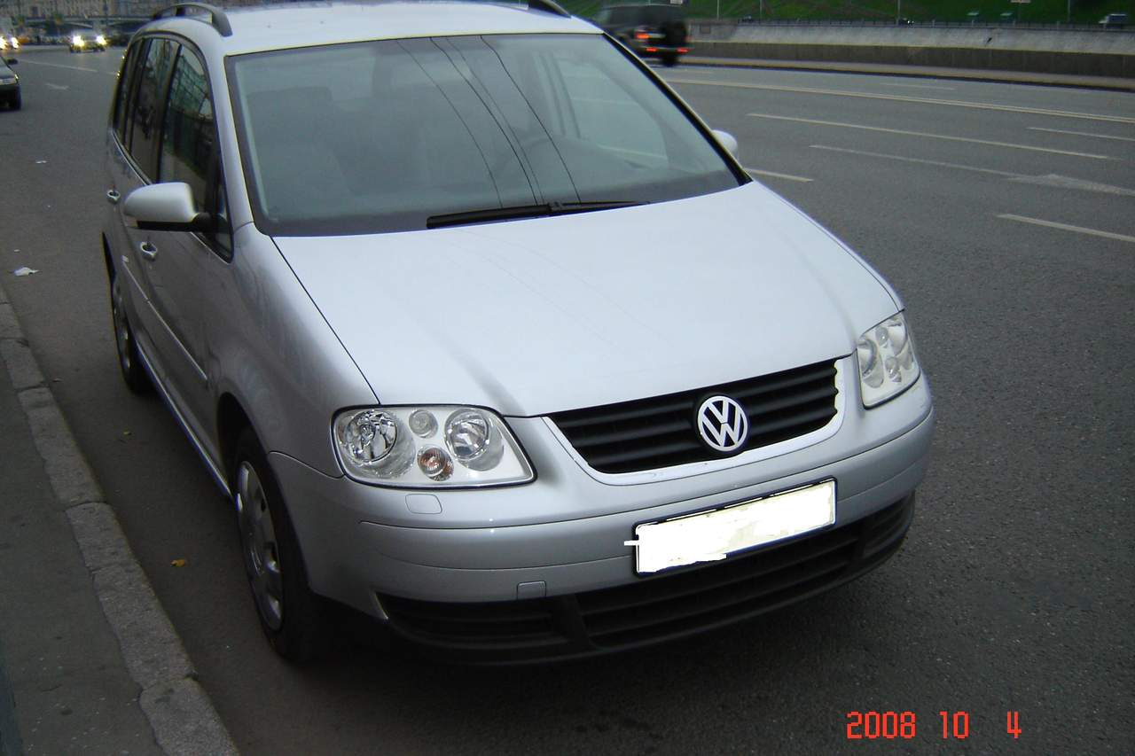 2005 volkswagen touran pictures diesel ff automatic for sale. Black Bedroom Furniture Sets. Home Design Ideas