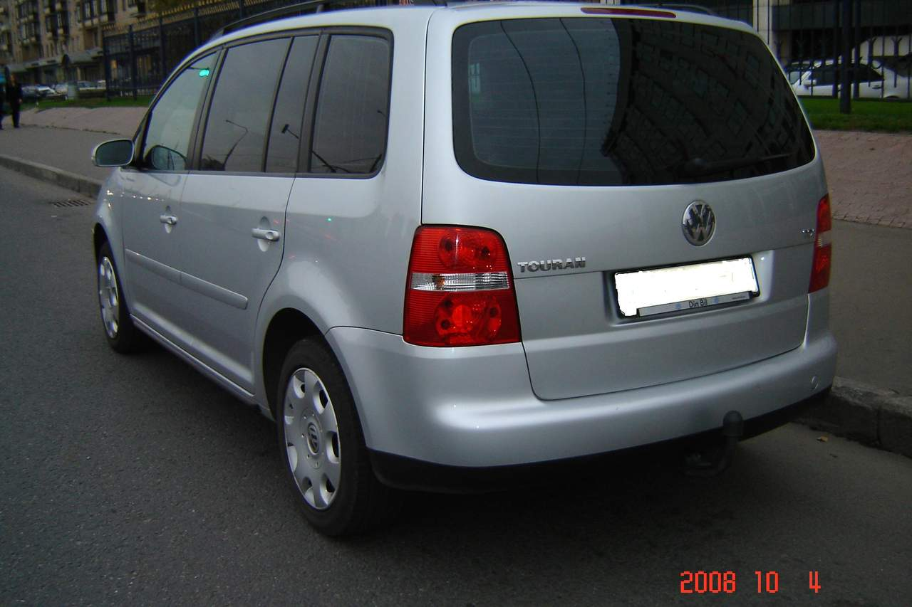 2005 volkswagen touran photos 1 9 diesel ff automatic for sale. Black Bedroom Furniture Sets. Home Design Ideas