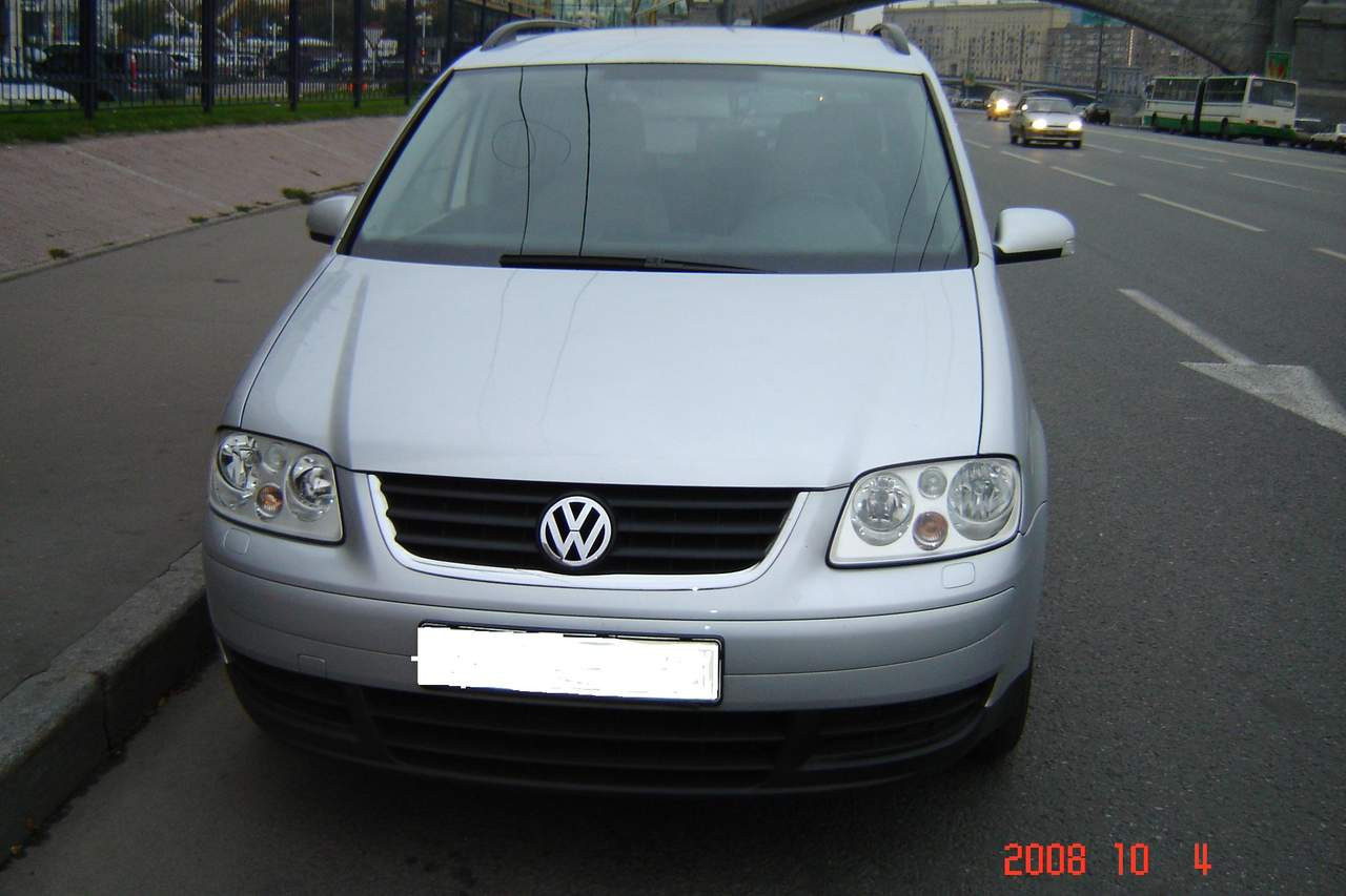 2005 volkswagen touran for sale 1900cc diesel ff automatic for sale. Black Bedroom Furniture Sets. Home Design Ideas