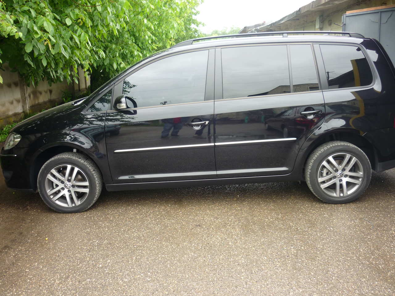 2008 volkswagen touran pictures gasoline ff automatic for sale. Black Bedroom Furniture Sets. Home Design Ideas