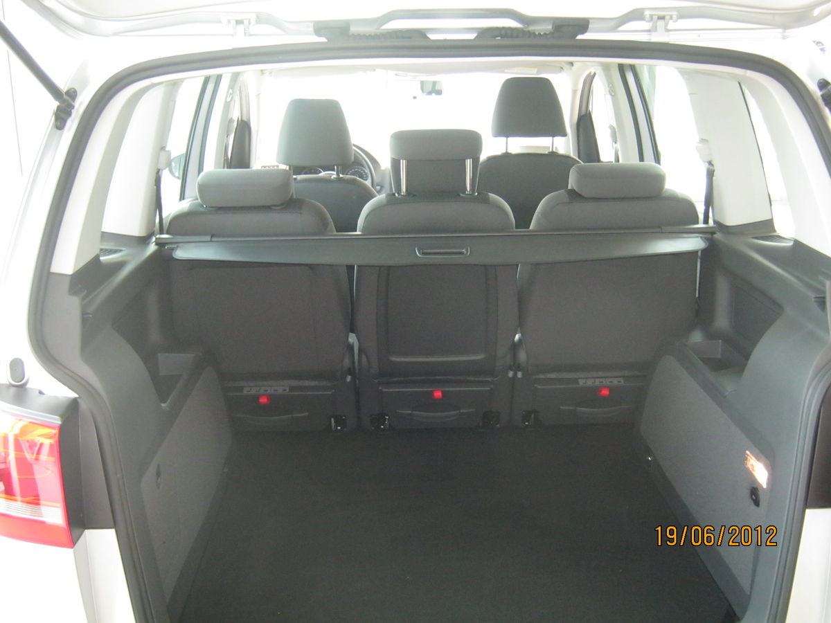 2012 volkswagen touran for sale 1 4 gasoline ff manual for sale. Black Bedroom Furniture Sets. Home Design Ideas