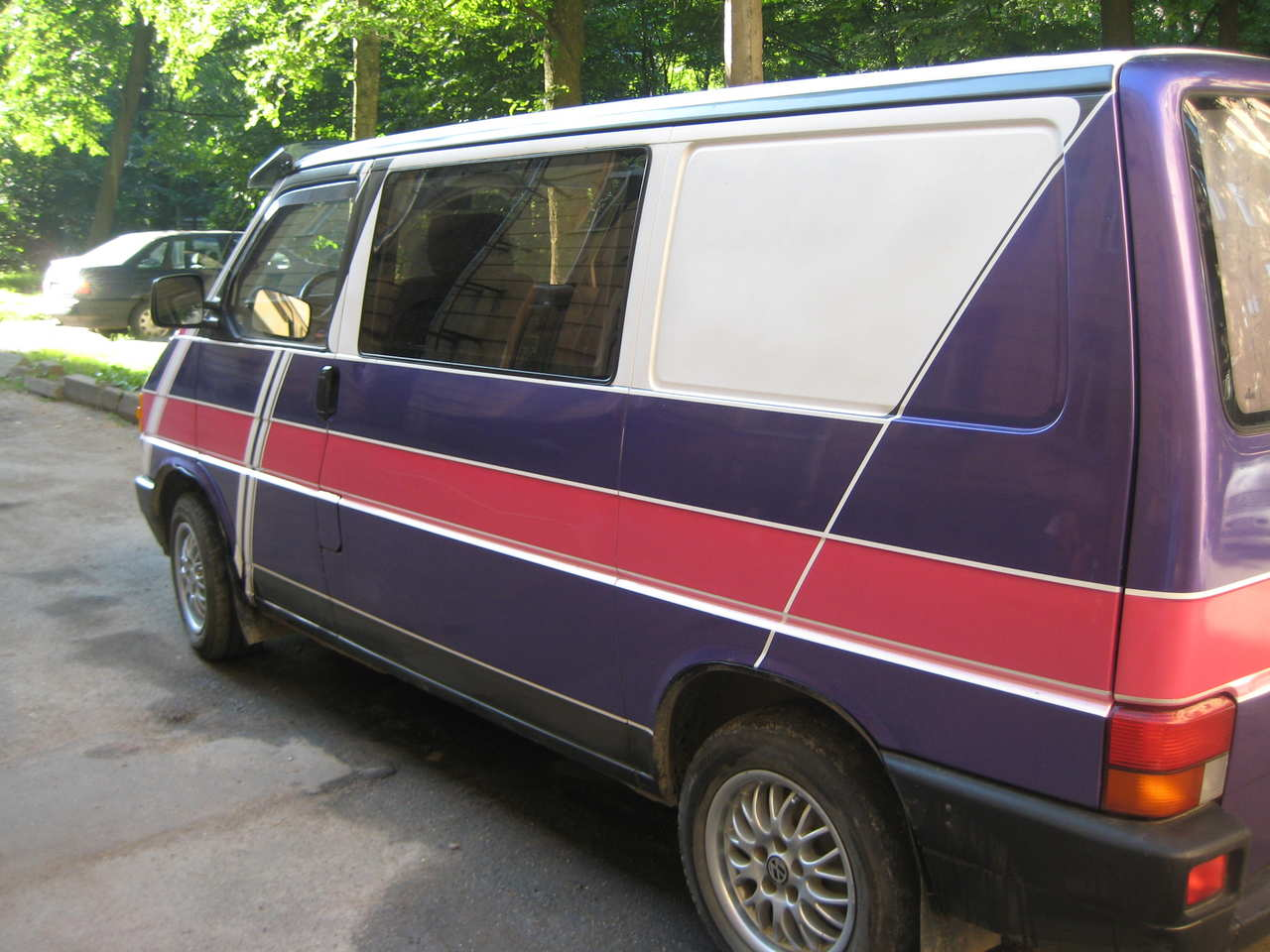 1990 Volkswagen Transporter Images