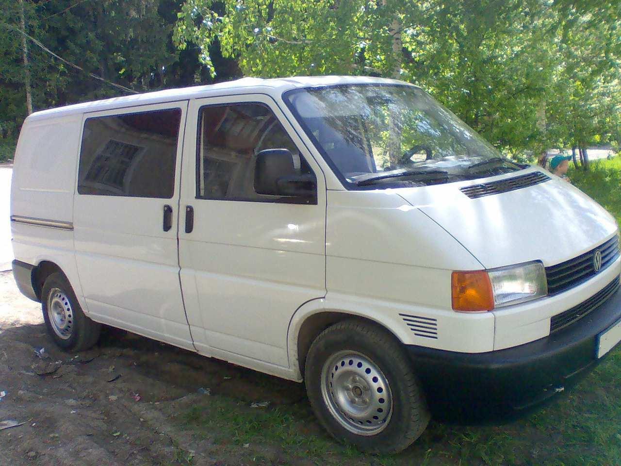 1998 Volkswagen Transporter
