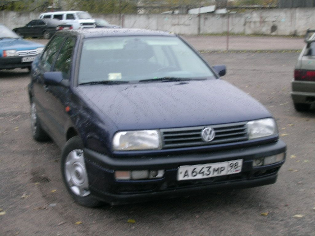 1994 volkswagen vento pictures 1800cc gasoline ff manual for sale