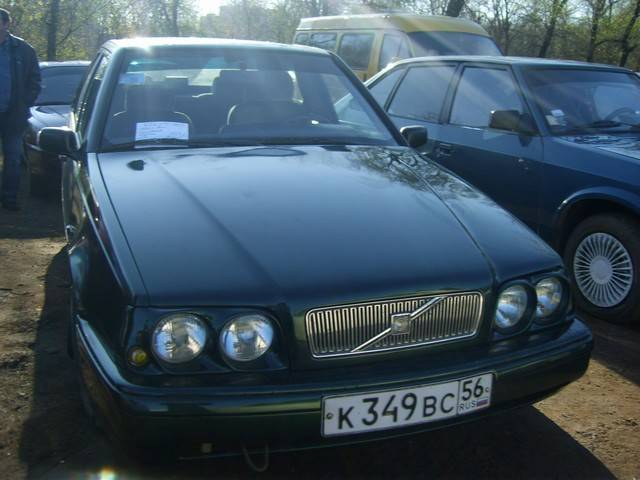 1993 Volvo 460 Pictures, 1700cc., Gasoline, FF, Manual For Sale