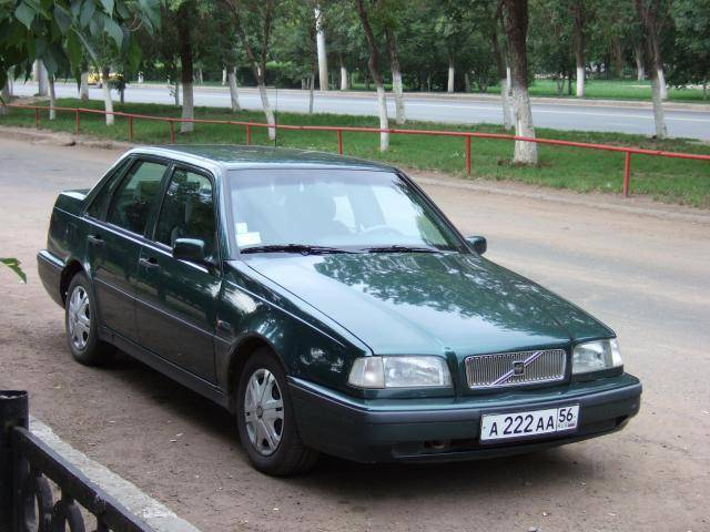 Used 1995 Volvo 460 Photos, 2.0, Gasoline, FF, Manual For Sale