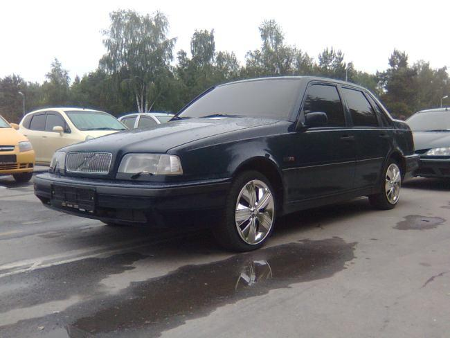 1995 Volvo 460 Pictures, 1800cc., Gasoline, FF, Manual For Sale