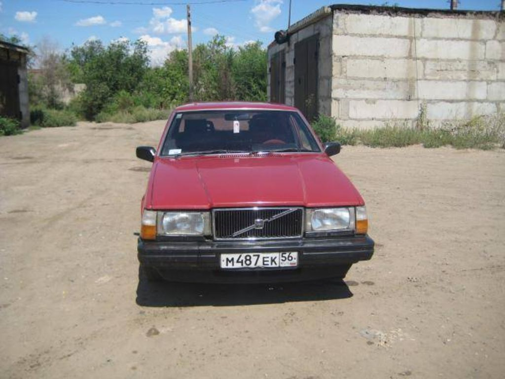 1985 Volvo 740 Specs Mpg Towing Capacity Size Photos