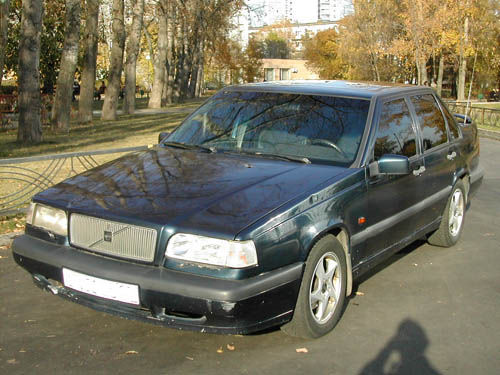 Volvo Orig on 1996 Volvo 850 Problems