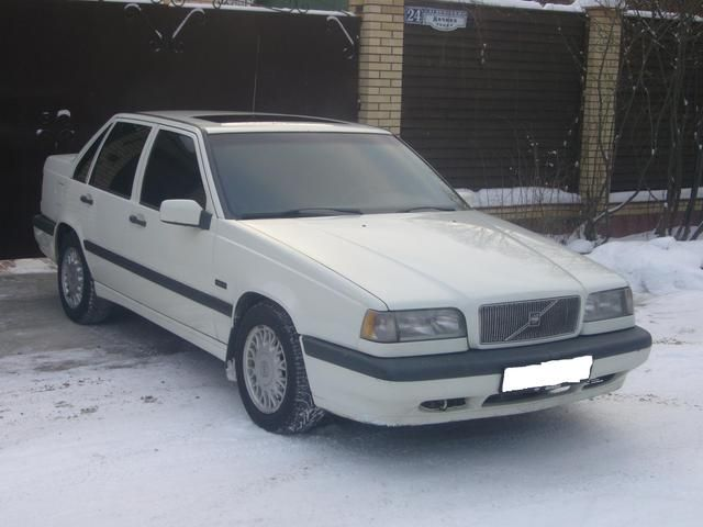 1994 Volvo 850 Pictures