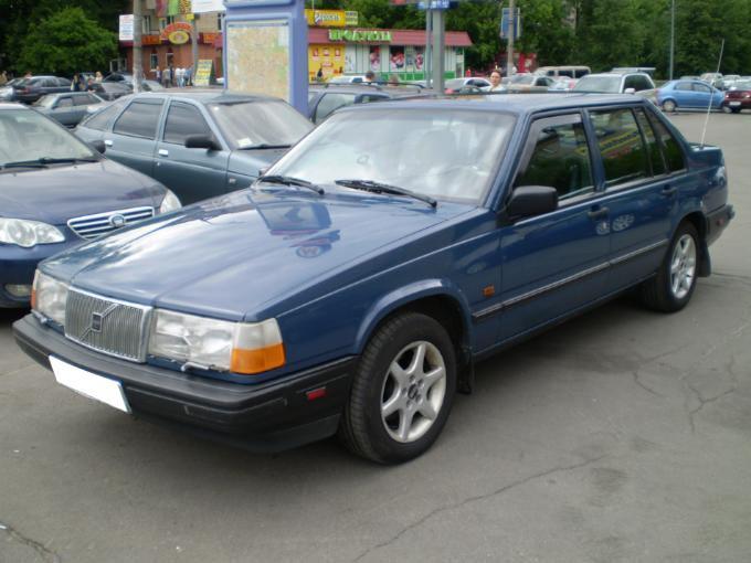 1994 Volvo 940 Pictures, 2.4l., Gasoline, FR or RR, Manual For Sale