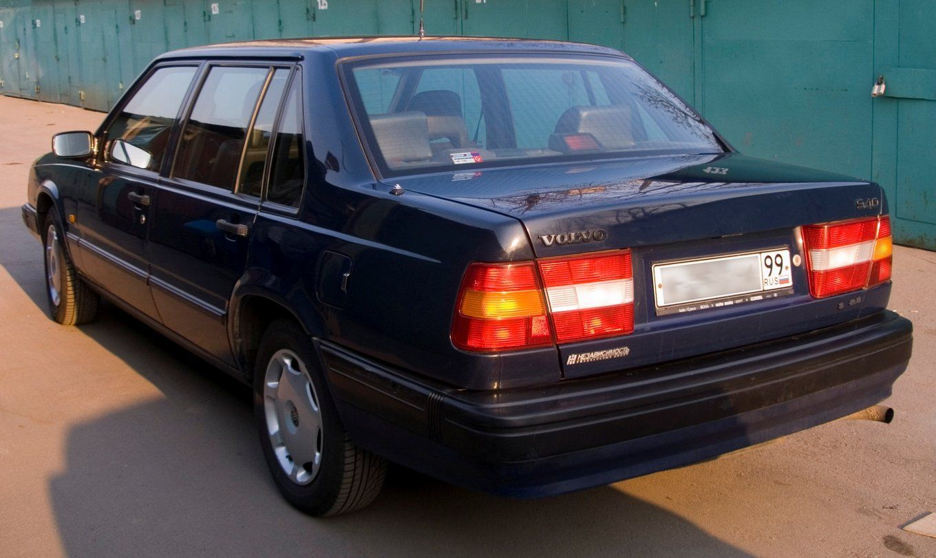 1996 Volvo 940 Pictures For Sale