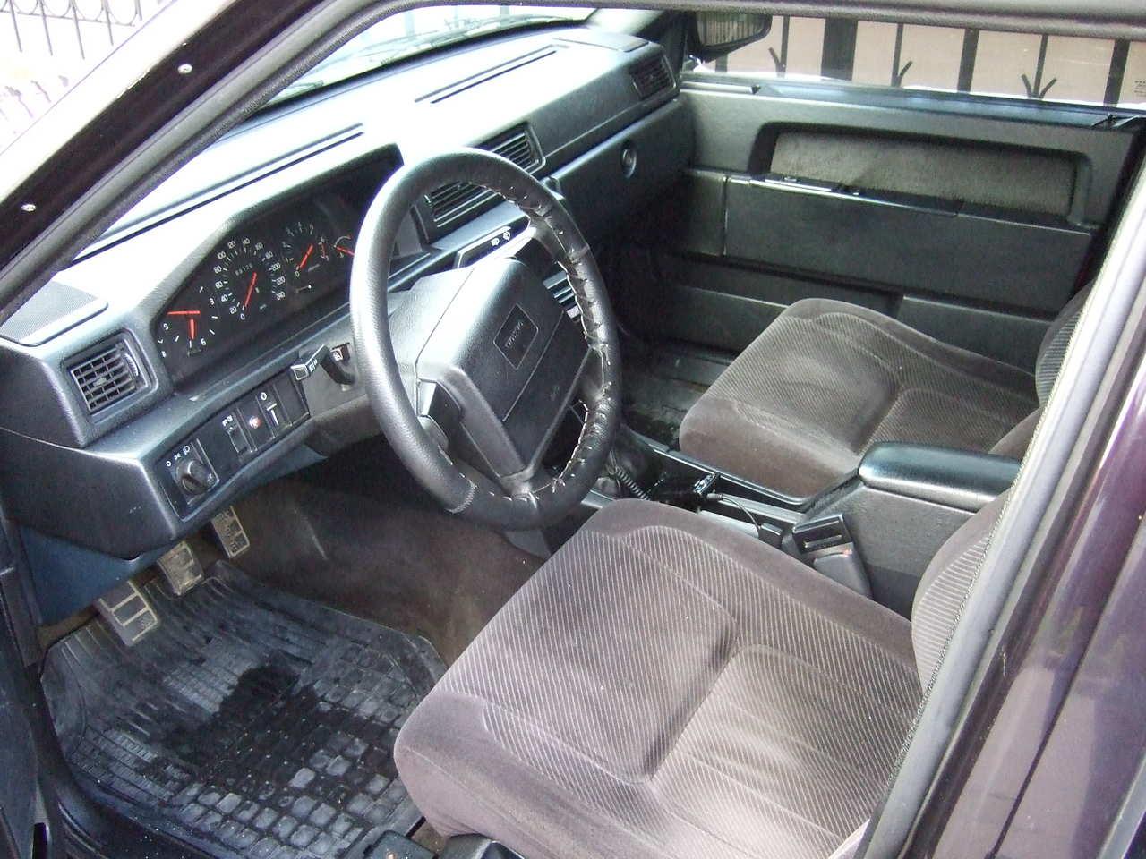 [Automotive Service Manuals 1993 Volvo 960 Interior ...