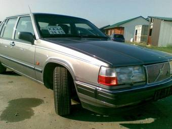 1991 Volvo 960 For Sale