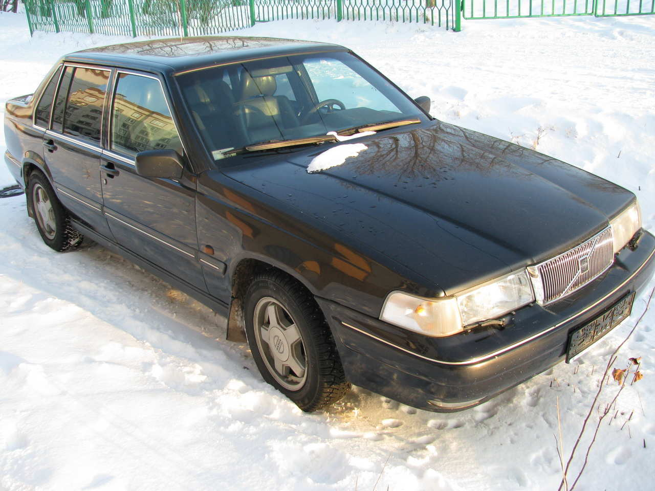 used 1994 volvo 960 photos 3000cc gasoline fr or rr automatic for sale. Black Bedroom Furniture Sets. Home Design Ideas