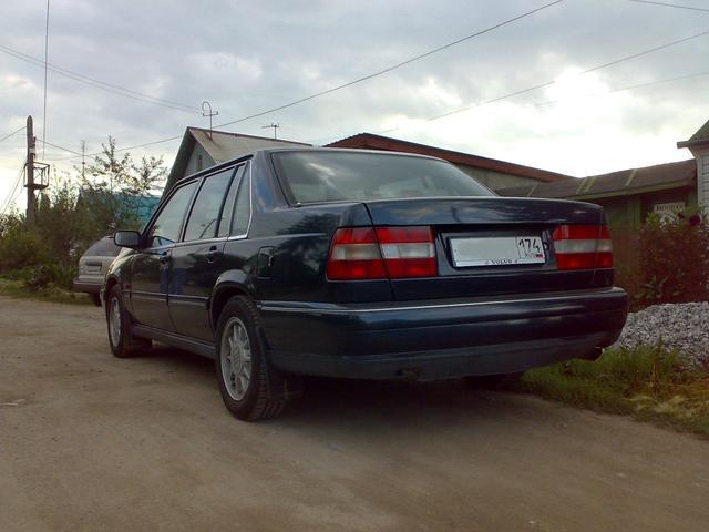 1996 Volvo 960 specs, Engine size 2500cm3, Fuel type ...