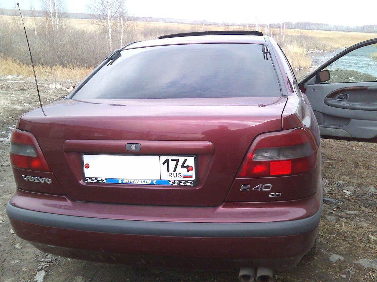 1998 volvo c40 pics 2 0 gasoline ff automatic for sale