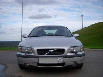 2002 Volvo S60 Photos, 2.4, Gasoline, FF, Automatic For Sale