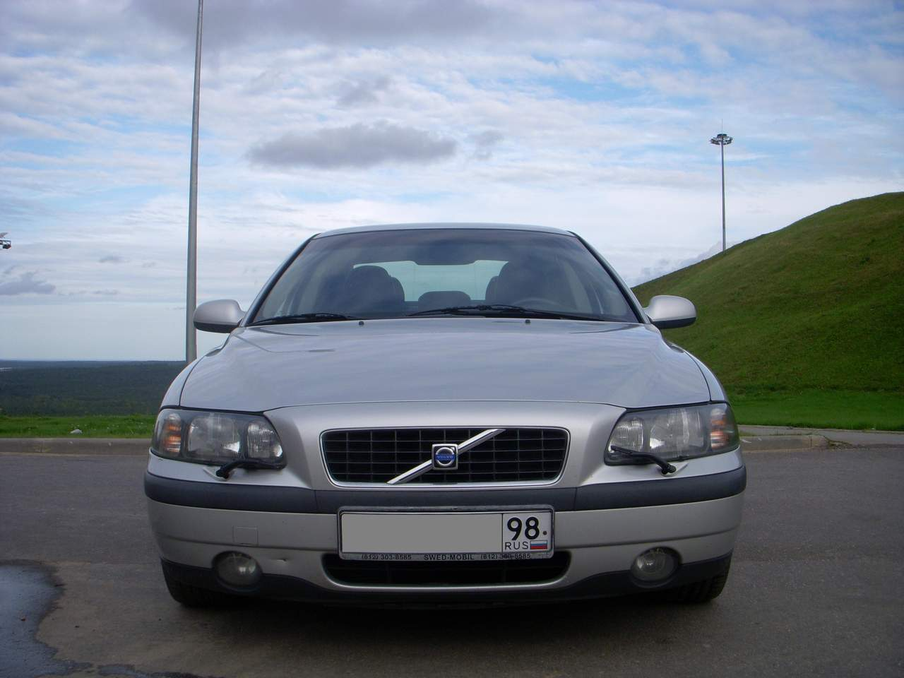 2002 volvo s60 photos 2 4 gasoline ff automatic for sale. Black Bedroom Furniture Sets. Home Design Ideas
