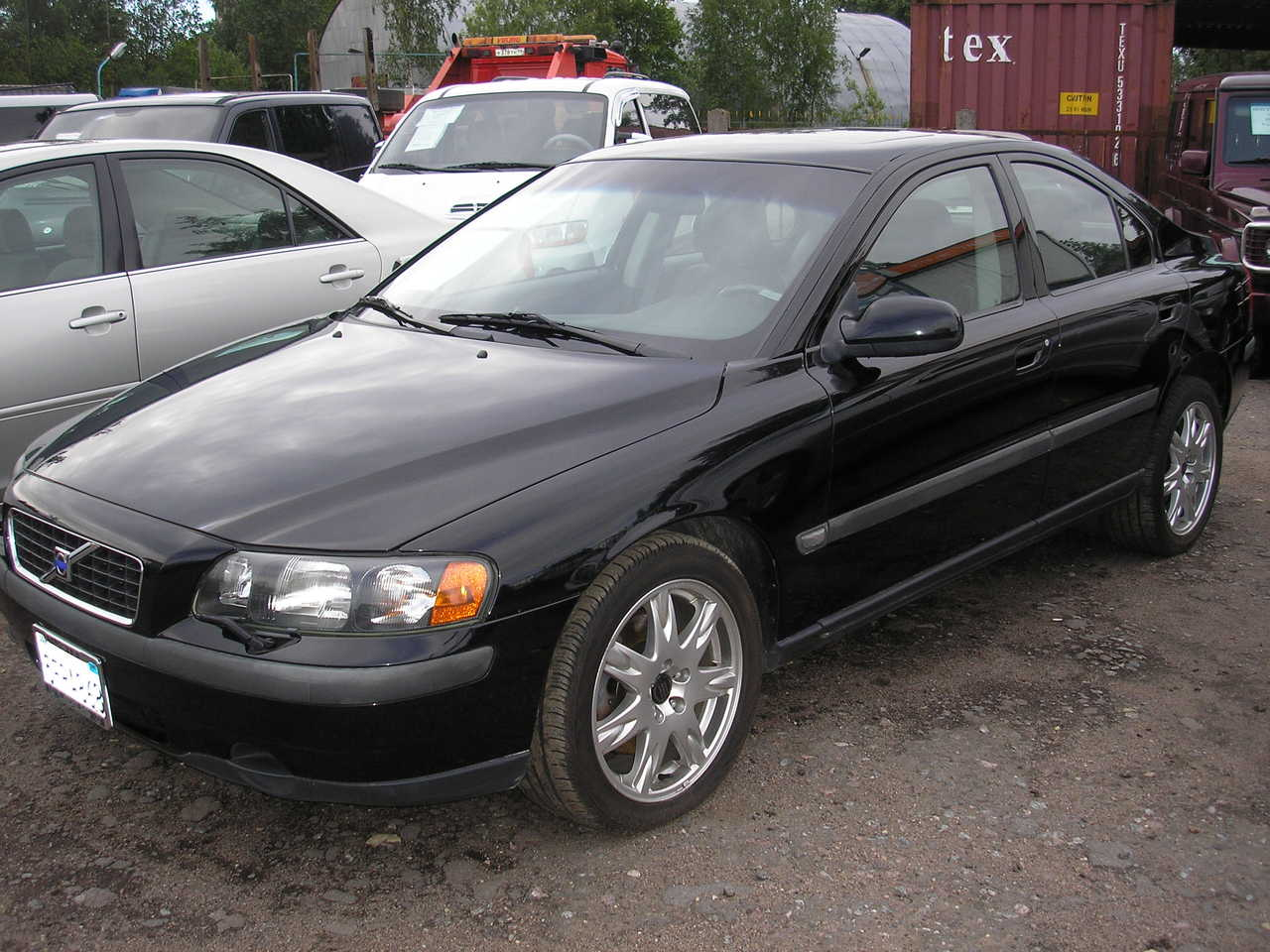 Transmission Replacement Cost >> 2003 Volvo S60 Pictures, 2.5l., Automatic For Sale