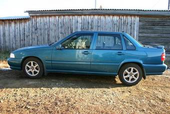 1997 Volvo S70 Photos