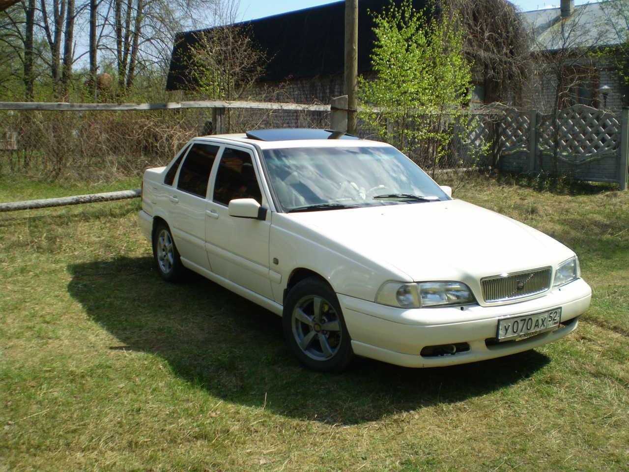 1997 Volvo S70 For Sale, 2500cc., Gasoline, FF, Manual For Sale