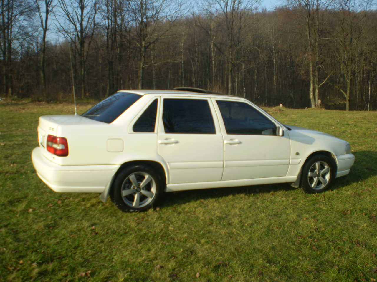 Used 1997 Volvo S70 Photos 2500cc Gasoline Ff Manual For Sale