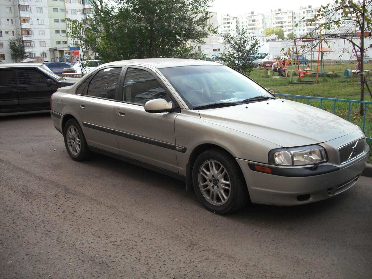 Used 2001 Volvo S80 Photos Gasoline Ff Automatic For Sale