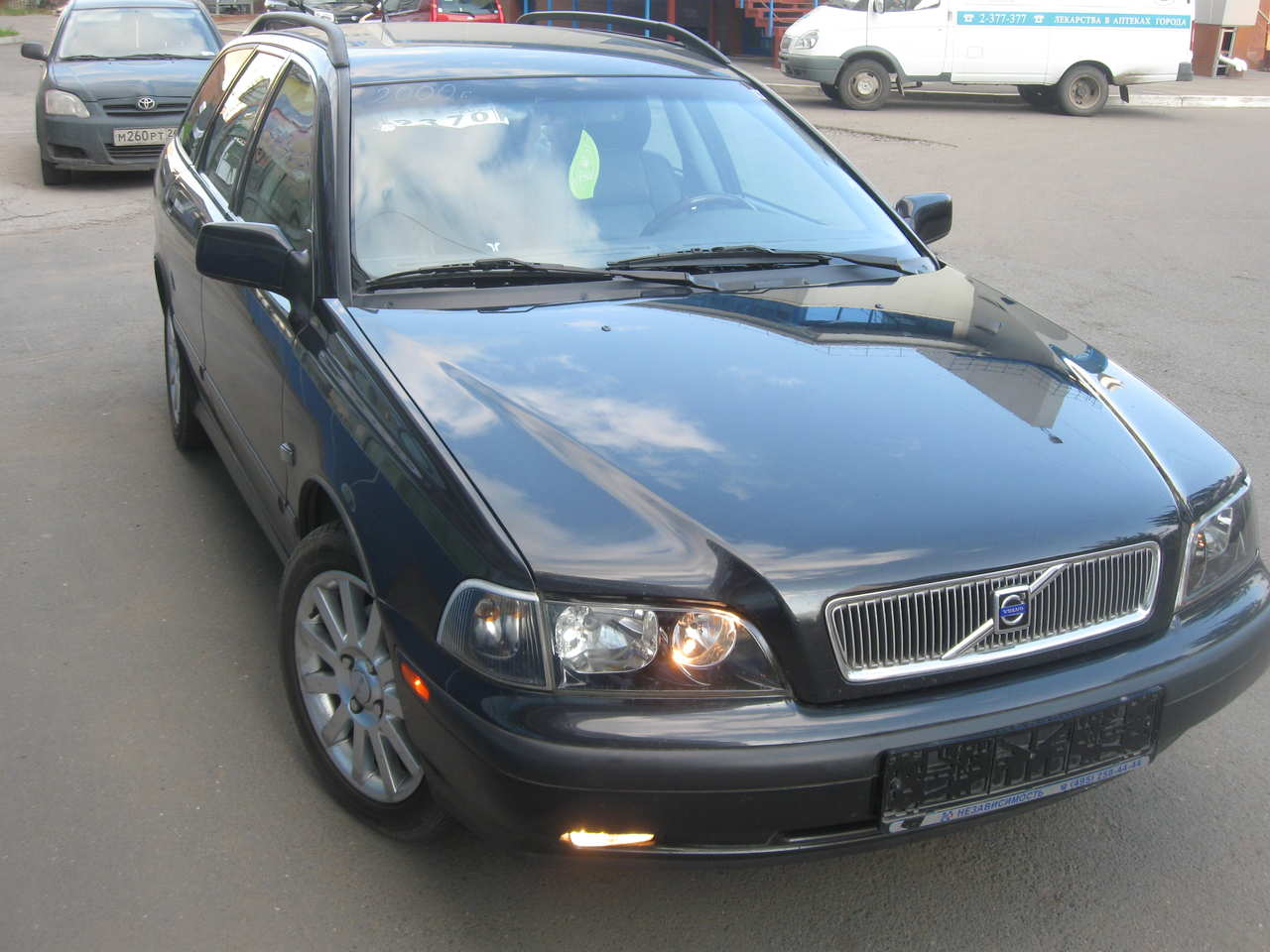 2000 volvo s40 manual transmission