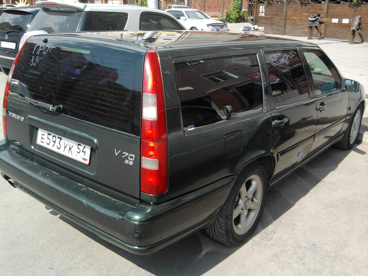 1997 volvo v70 pictures 2500cc gasoline ff automatic for sale