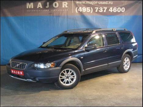 2003 volvo xc70 pictures 2500cc automatic for sale. Black Bedroom Furniture Sets. Home Design Ideas