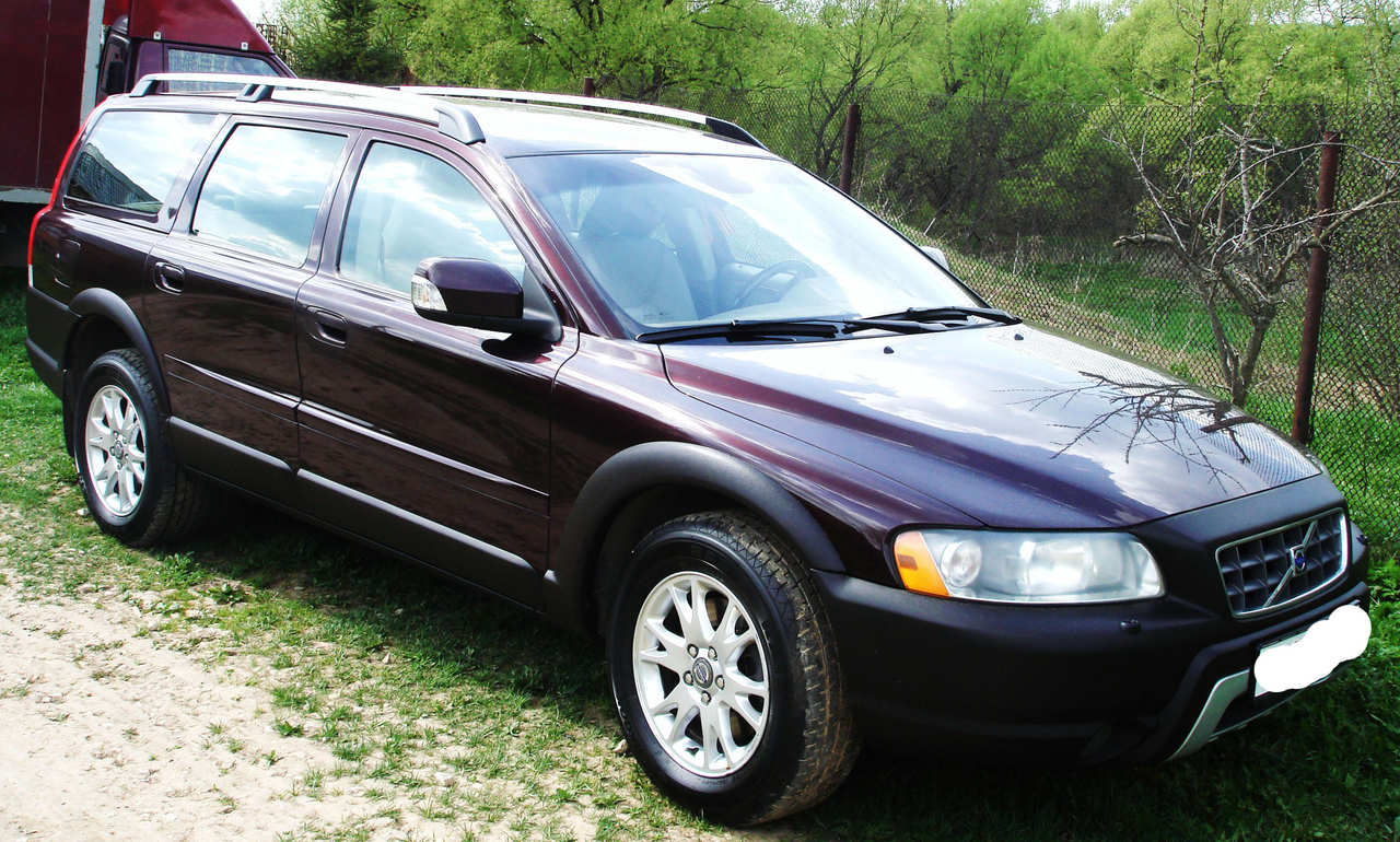 2006 Volvo XC70 Pictures, 2.5l., Gasoline, Automatic For Sale