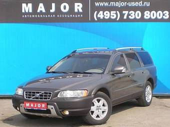 2007 volvo xc70 pictures automatic for sale. Black Bedroom Furniture Sets. Home Design Ideas