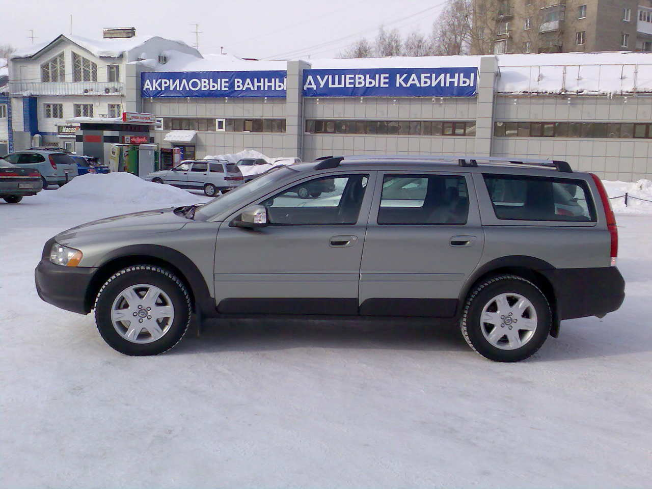 2007 volvo xc70 pictures gasoline automatic for sale. Black Bedroom Furniture Sets. Home Design Ideas