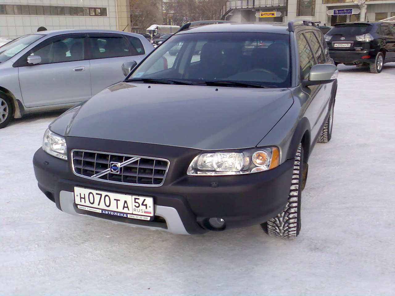 used 2007 volvo xc70 photos gasoline automatic for sale. Black Bedroom Furniture Sets. Home Design Ideas