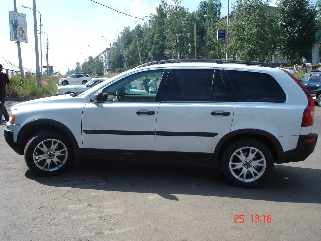 used 2003 volvo xc90 photos gasoline for sale. Black Bedroom Furniture Sets. Home Design Ideas