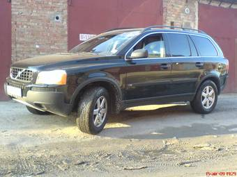 2003 volvo xc90 pics 2 5 gasoline automatic for sale. Black Bedroom Furniture Sets. Home Design Ideas