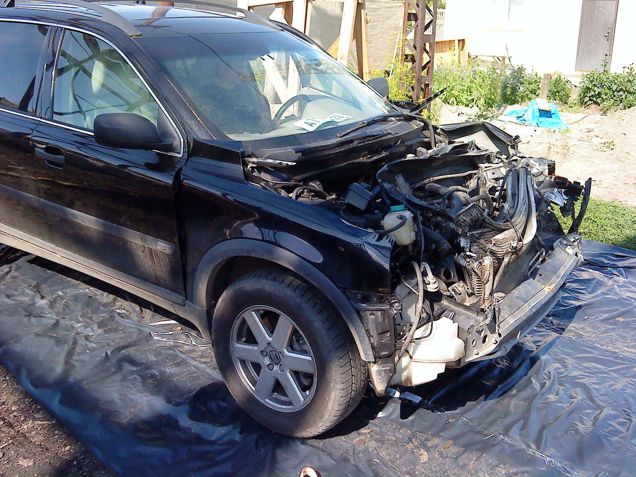 2005 Volvo XC90 Pictures, 2.5l., Gasoline, Automatic For Sale