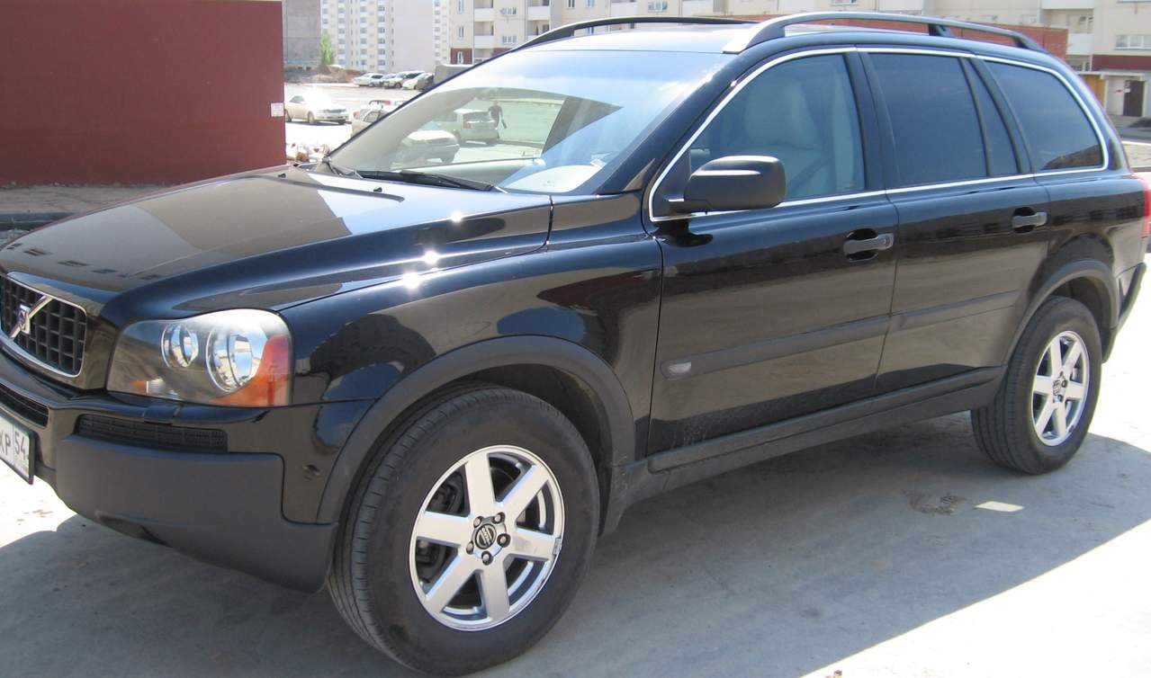 used 2005 volvo xc90 photos 2 5 gasoline automatic for sale. Black Bedroom Furniture Sets. Home Design Ideas