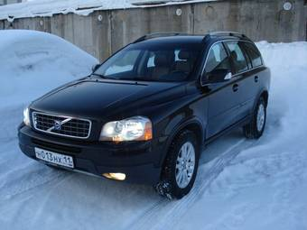 2008 volvo xc90 for sale 2400cc diesel automatic for sale. Black Bedroom Furniture Sets. Home Design Ideas
