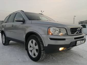 2010 volvo xc90 pictures gasoline automatic for sale. Black Bedroom Furniture Sets. Home Design Ideas