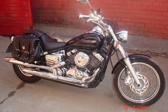 2002 Yamaha DRAG STAR