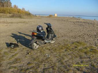 2001 Yamaha GRAND AXIS100 YA100W Pictures