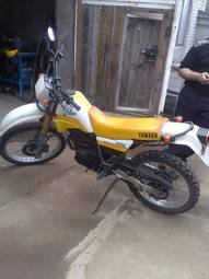 1987 Yamaha SEROW 225W Photos