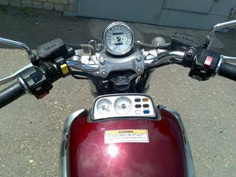 1992 Yamaha V-max Pictures