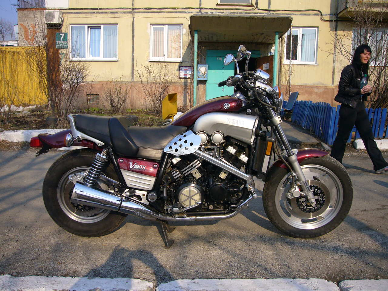 1992 yamaha vmax1200 wallpapers for sale for Yamaha vmax outboard review