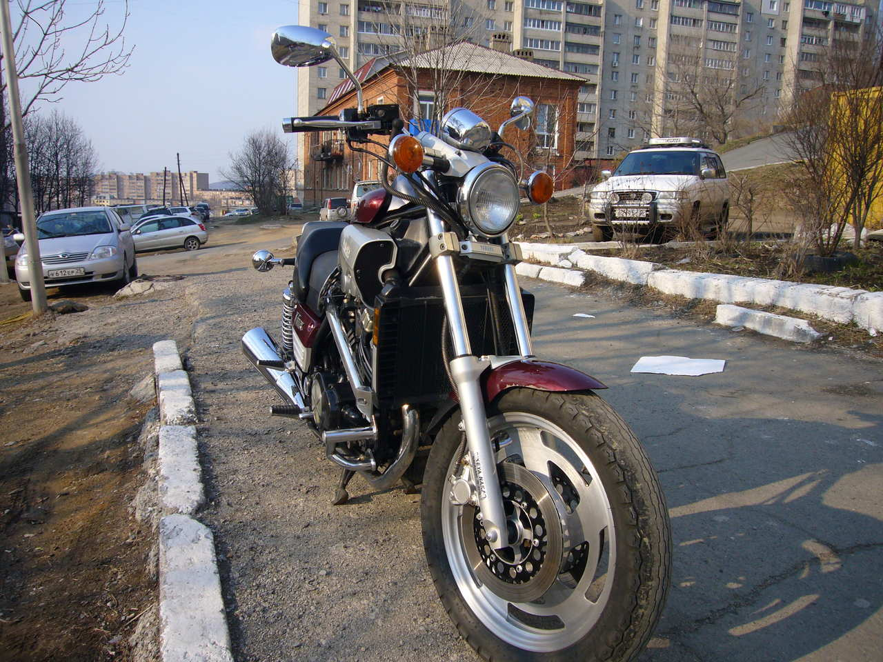 1992 yamaha vmax1200 images 1200cc for sale for Yamaha vmax outboard review