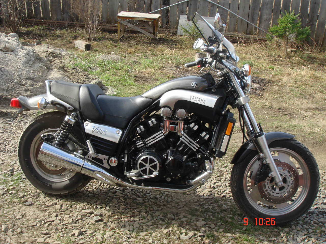 2001 yamaha vmax1200 pictures 1200cc for sale for Yamaha vmax outboard review